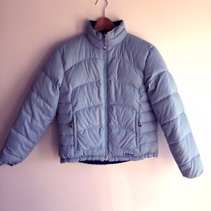 LL Bean Women's Reversible Down Jacket